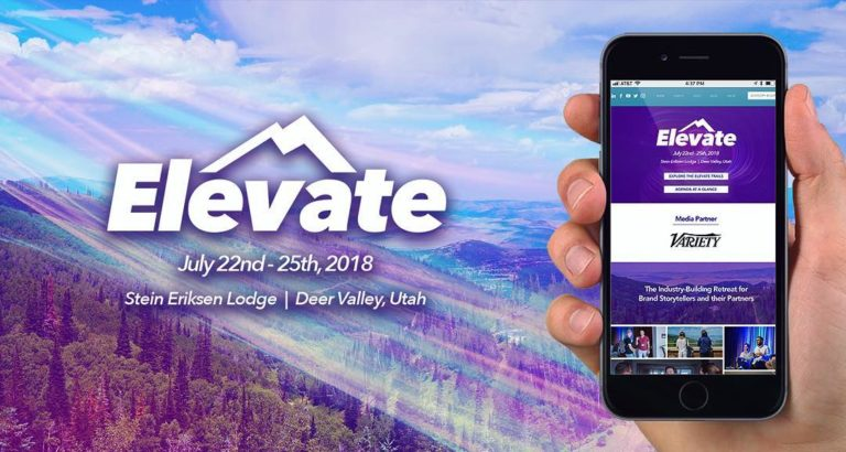 Elevate Brand Storytelling Conference