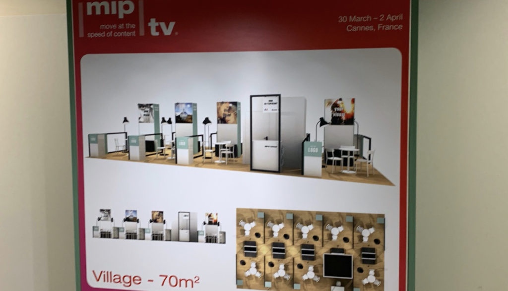 MIPTV Generic Booth